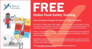 Online Food Training
